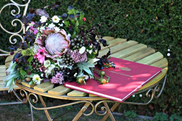 Native bouquet @ Princes Park, Battery Point