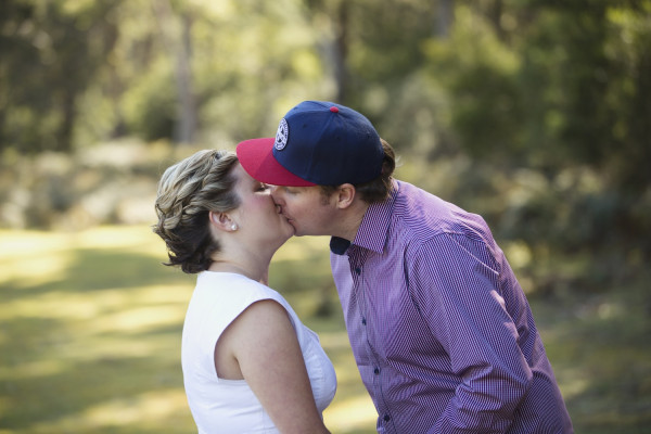 Linda + Ryan - from Gold Coast QLD (Photo by Chelsea Parsons)
